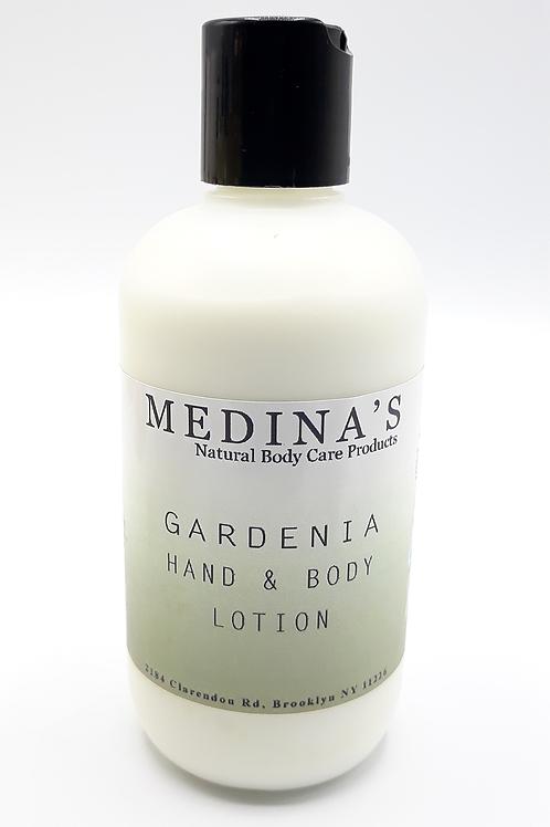 Gardenia Hand & Body Lotion