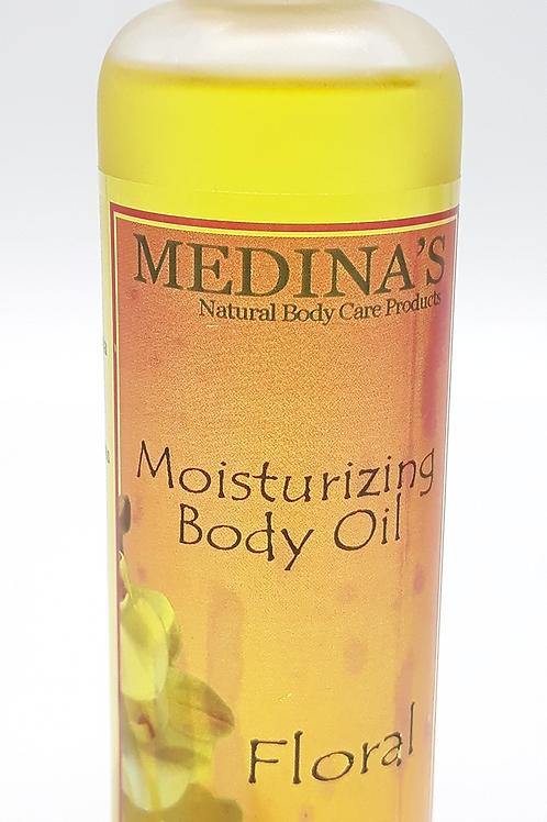 Floral Moisturizing Body Oil