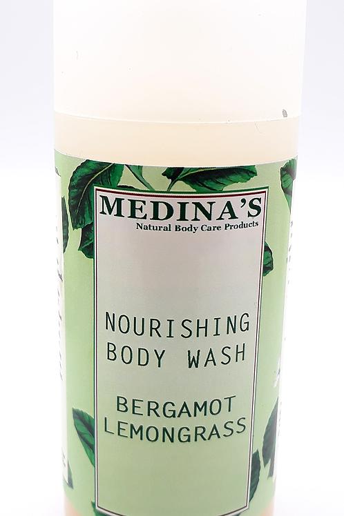 Bergamot Lemongrass Body Wash