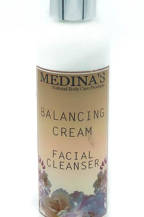 balancing Cream Facial Cleaser