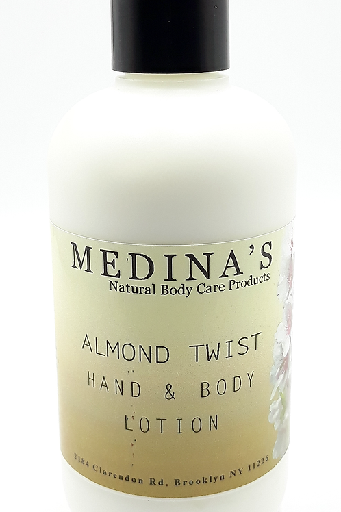 Almond Twist Hand & Body Lotion