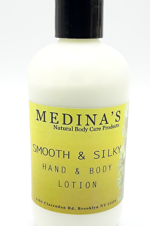 Soft and Silky Hand & Body Lotion