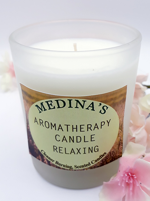 Aromatherapy Soy Candle - Relaxing