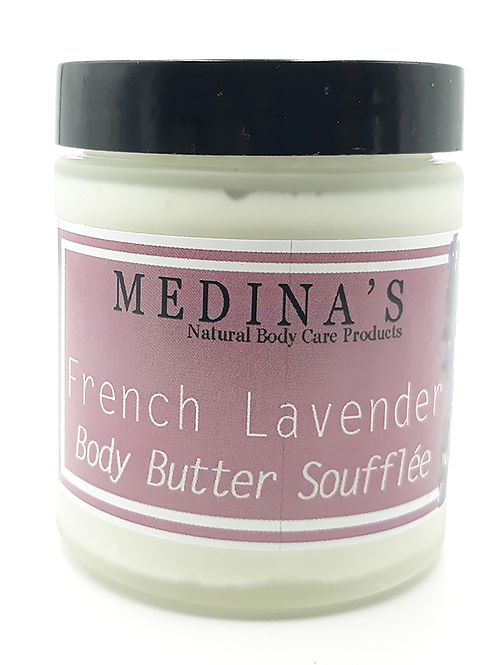 Lavender - Body Butter Soufflé