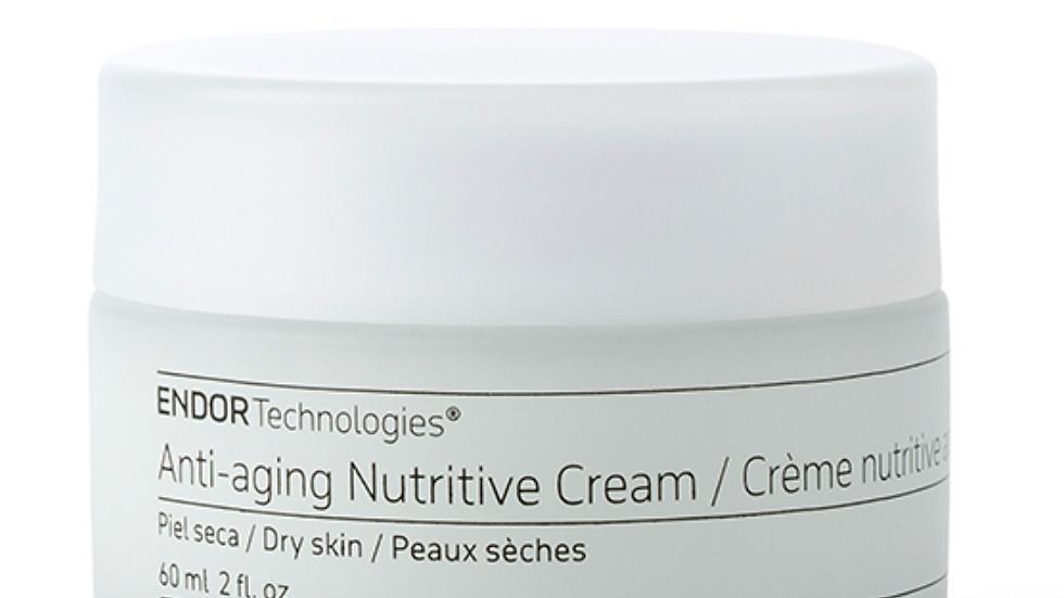 Crème anti-âge - Peaux sèches