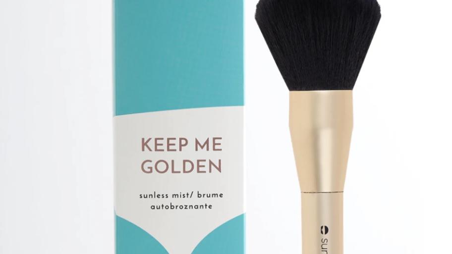 Keep Me Golden + Blending Brush (SAVE 10%)