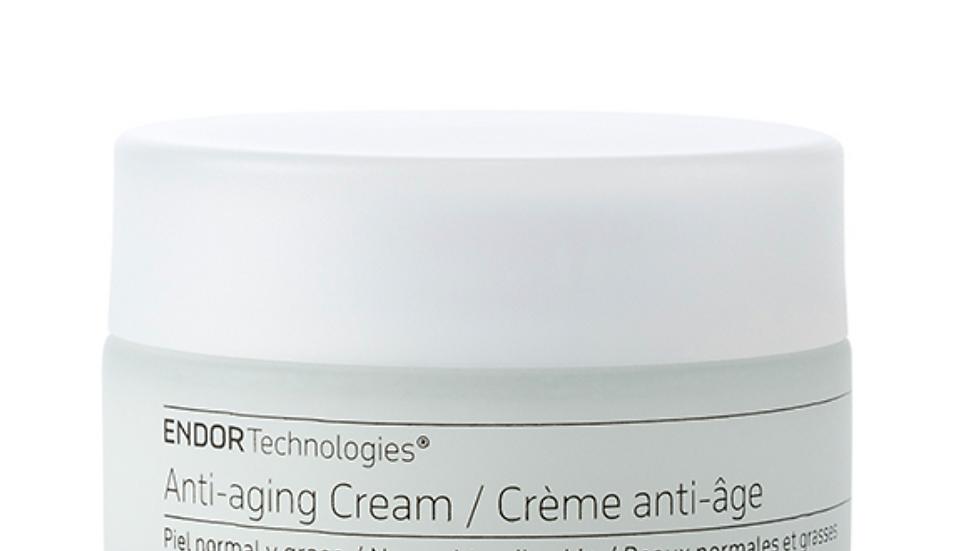 Crème anti-âge peaux normales et grasses