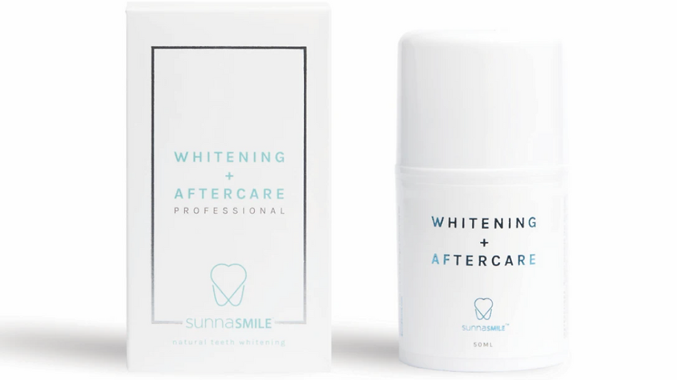 Whitening & Aftercare Gel