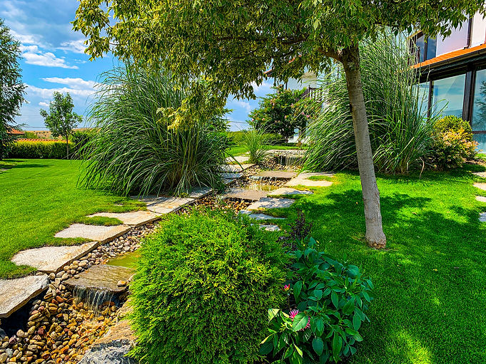 #landscaping, #pond