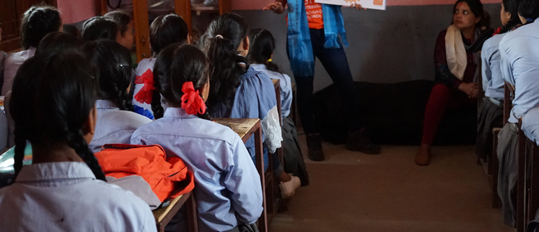 Education Program for Young Girls
