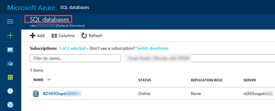 How-to: Bring your own data warehouse to Microsoft Dynamics
