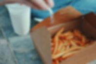 Takeaway French Fries