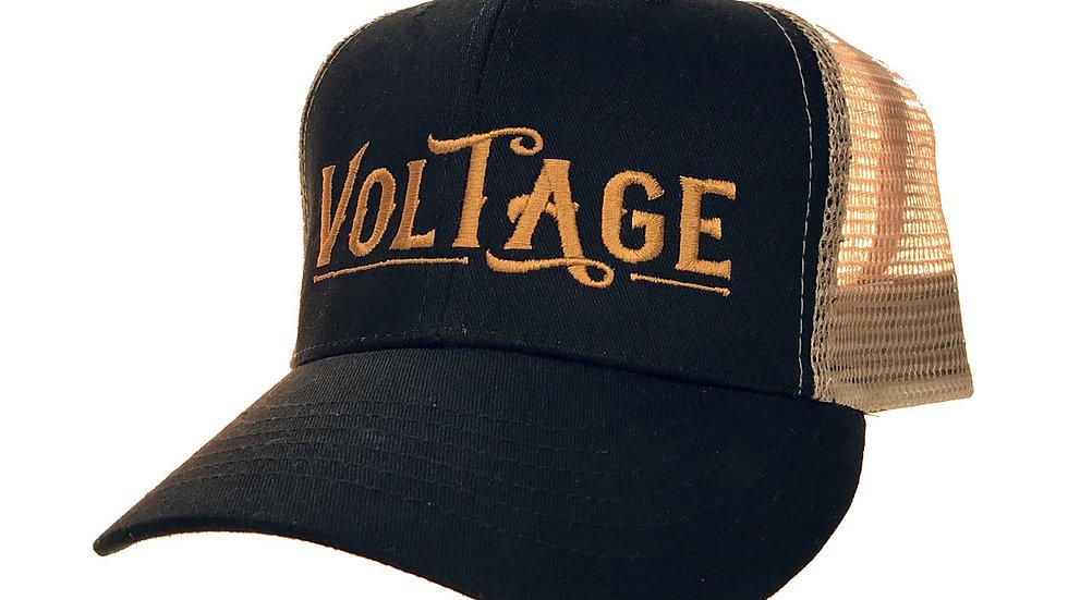 Trucker Cap - Stitched Voltage logo