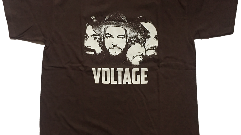 Around The Bend Album T-Shirt (Male)