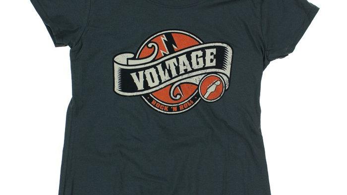 Voltage Logo T-Shirt (Female)
