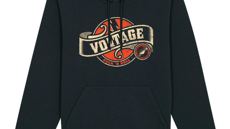 Hoodie Voltage - Black