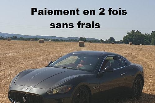 Test Drive 1 heure et 15 minutes de conduite