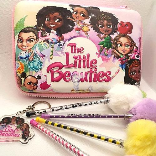Official Little Beauties Hard Top Pencil Case
