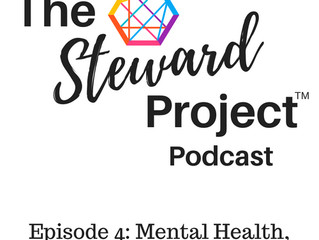 Podcast Episode 4: Let's Talk About Mental Health, Depression & Suicide