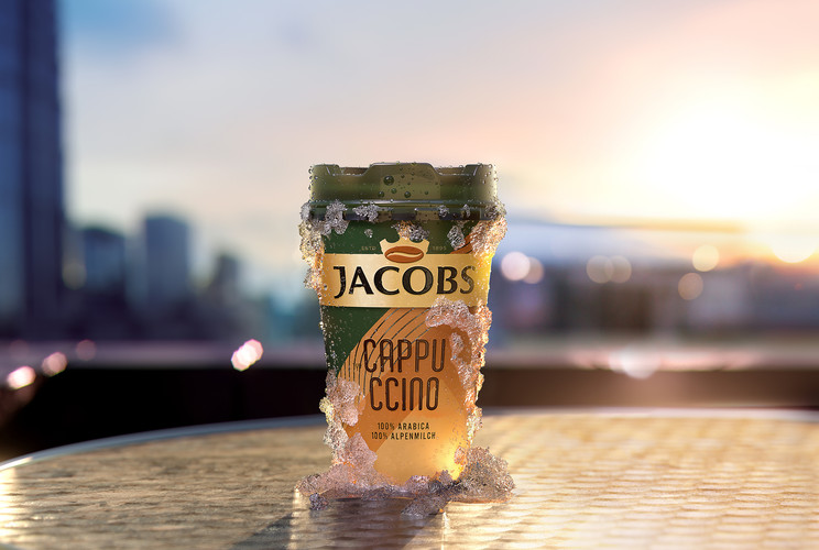 JACOBS ICED CAPPUCCINO
