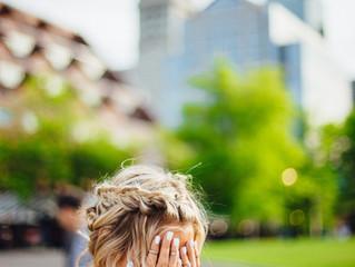Am I just shy?