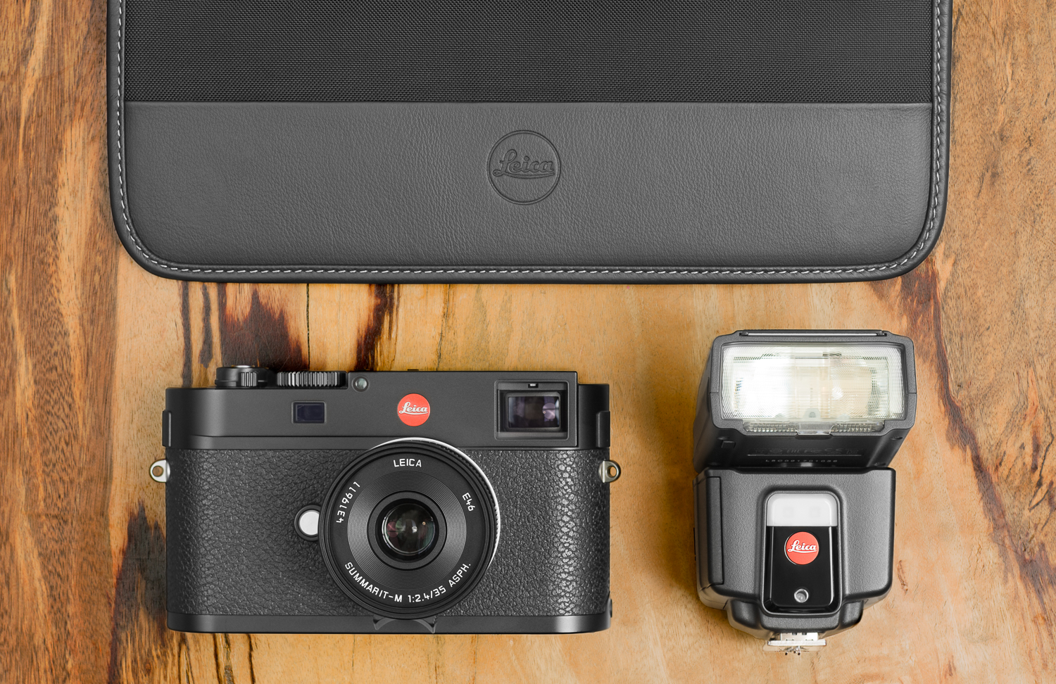 Leica M Promotional Bundle