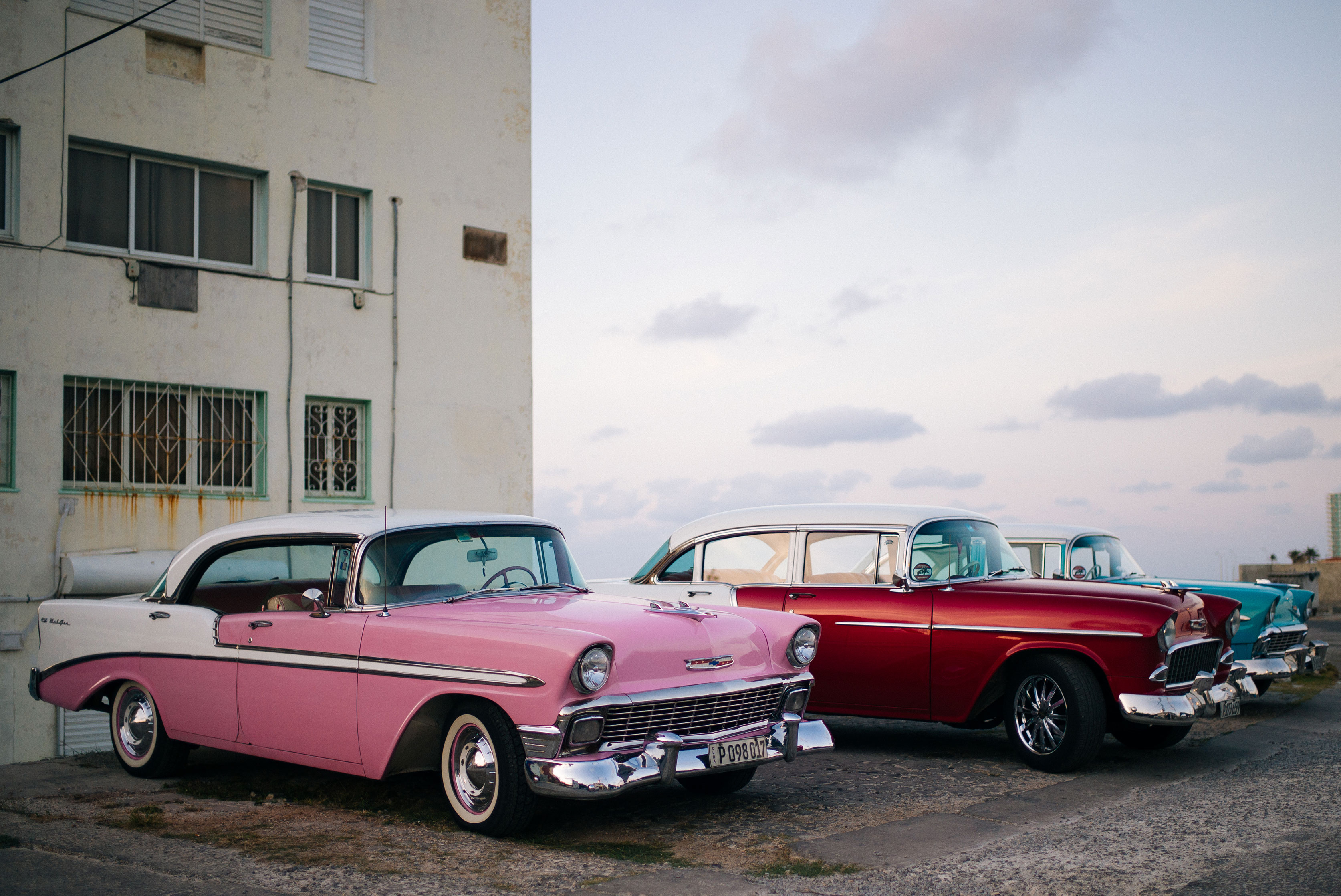 Car Culture in Cuba