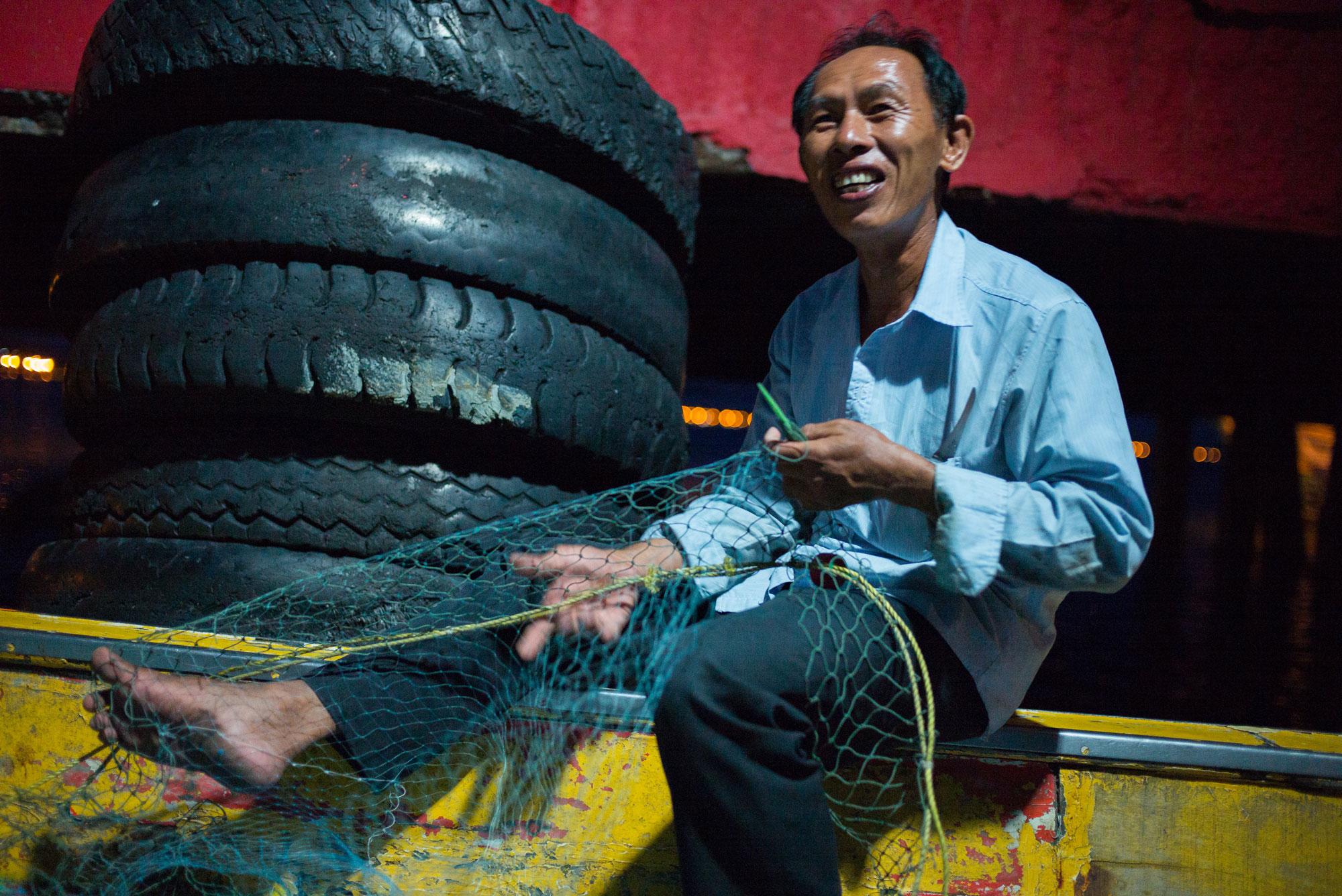 Prachuap's Fishermen