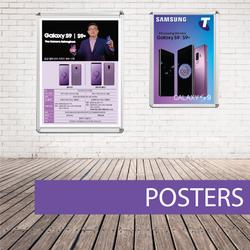 Wall Posters Telstra Nokia
