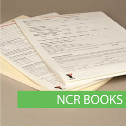 Custom Printed Duplicate book