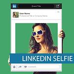LinkedIn Selfie Frame
