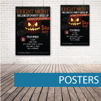Hanging Posters