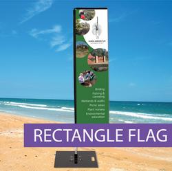 Rectangle Flag