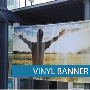 Outdoor Media - Vinyl Banners 3