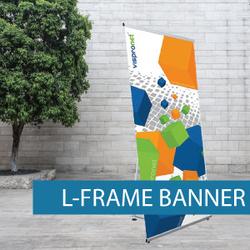Icon - Portable Displays - L-Frame - BM