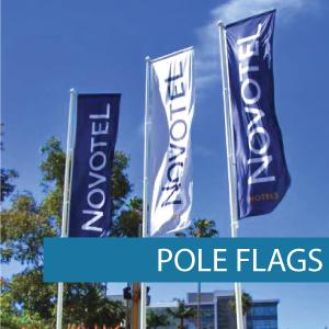 Street Flags for Novotel