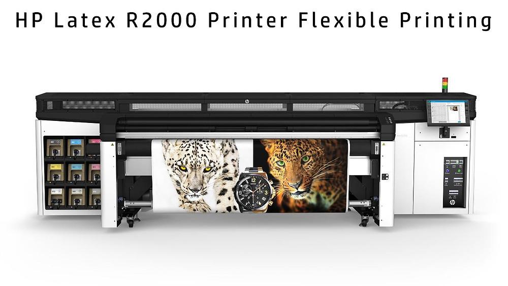 hp launches first hybrid rigit latex printer