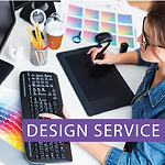 Design Services including prepress and templatising