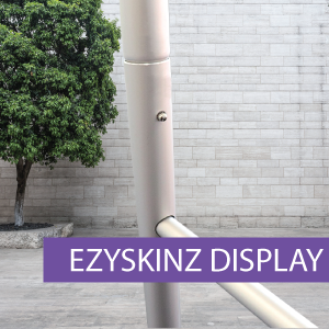 EZYSKINZ - Display Stand - Frame
