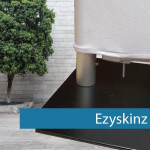 Media Wall - Ezykinz - Base Fitting