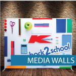 EzySkinz Media Walls