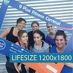 Corflute - Selfie Frames - Lifesize - 12