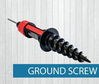 Flags - Accessories - Ground Screw - BM.