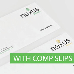 With Compliments Slips