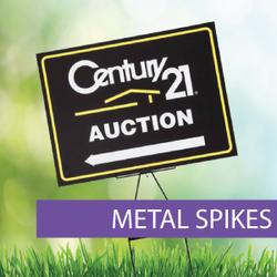 Metal Spikes Century 21