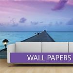 Custom Printed Wallpapers