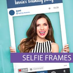 Selfie Frames