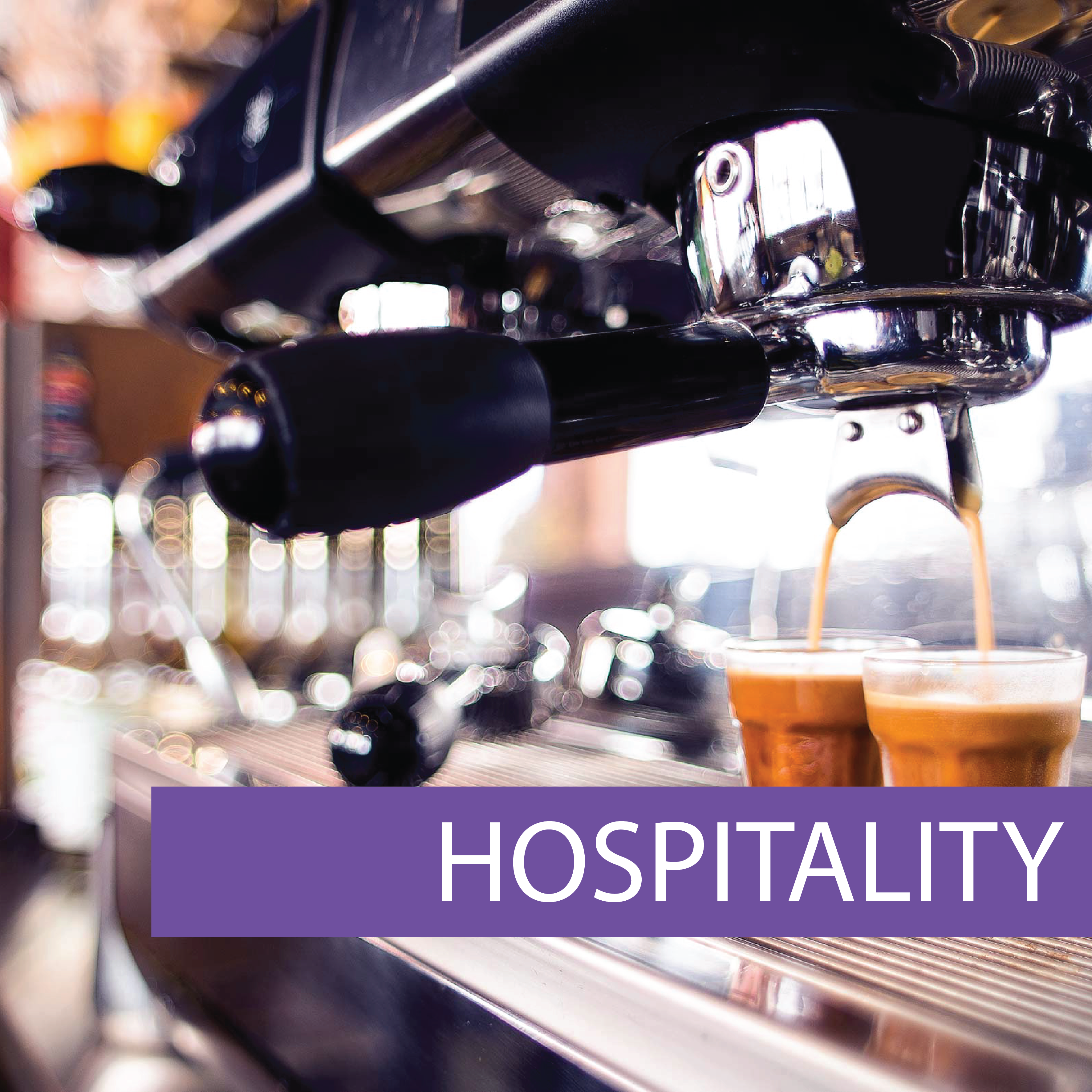 Solutions for the Hospitality Sector