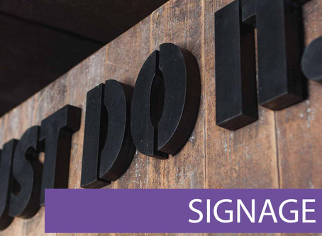 Why is Signage Important for Your Business?