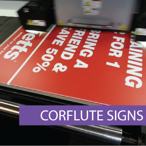 Corflute - Corflute Signs  (10)